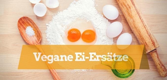 Ei-Ersatz Vegan Fitness Lifestyle