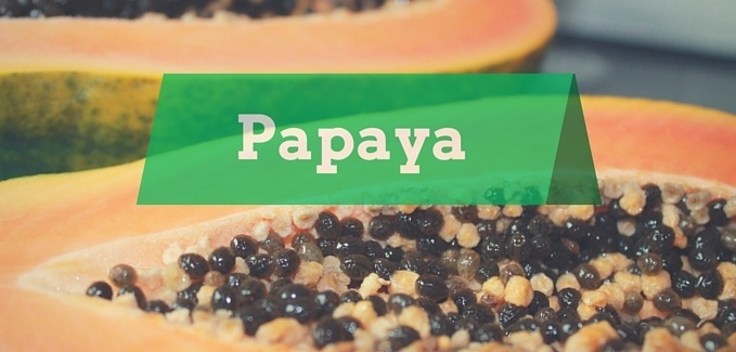 Papaya Superfood - Vegan Fitness Lifestyle